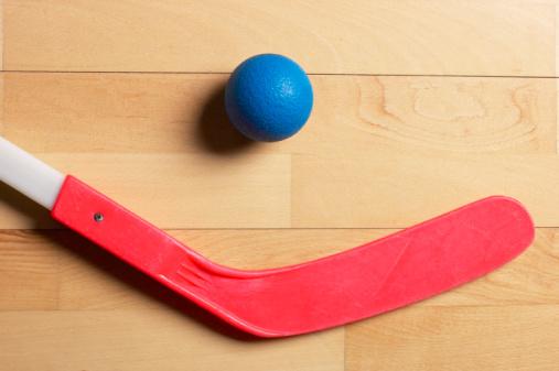 Field Hockey「Field hockey stick and ball」:スマホ壁紙(8)