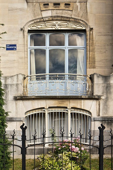 Wrought Iron「Hotel Van Eetvelde」:写真・画像(5)[壁紙.com]