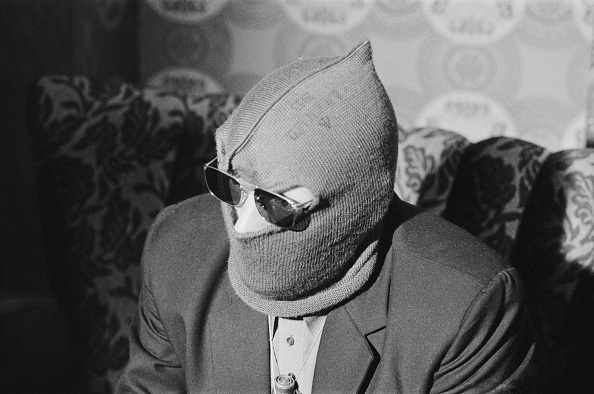 Gunman「IRA Gunman」:写真・画像(1)[壁紙.com]