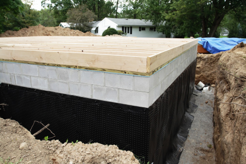 Cinder Block「New Basement Foundation Waterproofing」:スマホ壁紙(18)