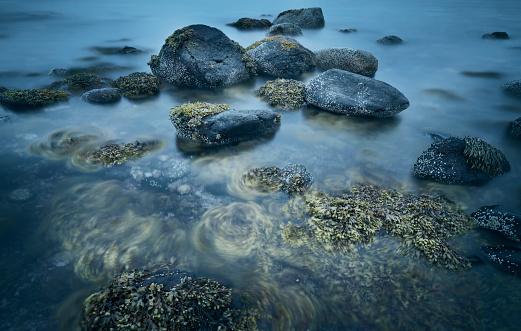 Island of Arran「Shallow Water on Isle of Arran Beach」:スマホ壁紙(13)