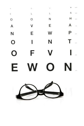 Optometrist「Eye Charts Series」:スマホ壁紙(3)