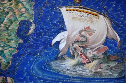 クジラ「旧の神話」:スマホ壁紙(14)