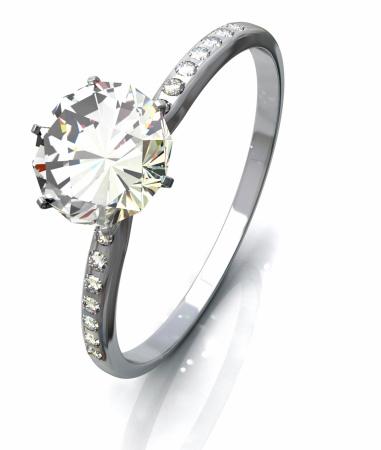 結婚「ダイヤモンドリング付き」:スマホ壁紙(13)