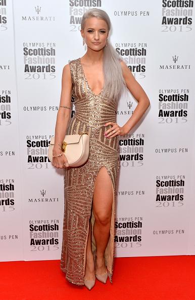Thigh High Slit「Scottish Fashion Awards - Red Carpet Arrivals」:写真・画像(7)[壁紙.com]