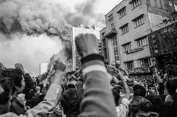 Iran「Onset Of Revolution」:写真・画像(15)[壁紙.com]