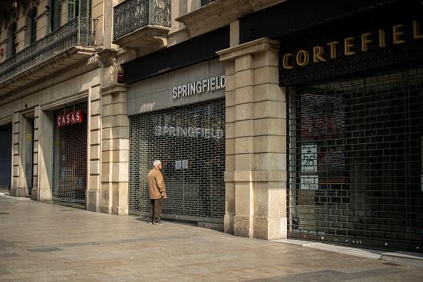 Spain「Barcelona Impacted By Coronavirus」:写真・画像(18)[壁紙.com]