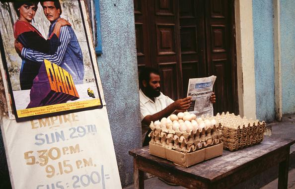 Frances M「Man Selling Eggs」:写真・画像(1)[壁紙.com]