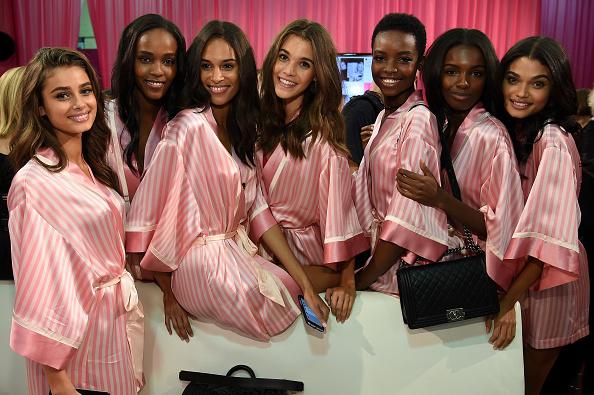 ヴィクトリアズ・シークレット「2015 Victoria's Secret Fashion Show - Hair & Makeup」:写真・画像(10)[壁紙.com]