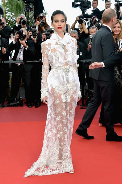 "Film Festival「""The Killing Of A Sacred Deer"" Red Carpet Arrivals - The 70th Annual Cannes Film Festival」:写真・画像(15)[壁紙.com]"