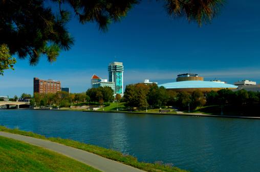 Arkansas River「Wichita, Kansas」:スマホ壁紙(10)