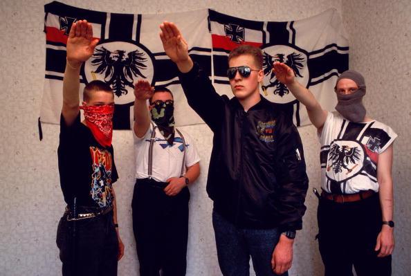 Tom Stoddart Archive「Neo-Nazi Germany」:写真・画像(19)[壁紙.com]