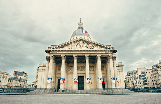 Mausoleum「Pantheon,Paris」:スマホ壁紙(10)