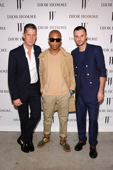 Jamie Moore「DIOR Homme's Kris Van Assche, Bruce Weber, & W Magazine's Stefano Tonchi Host The World Premiere Of Bruce Weber's Film 'CAN I MAKE THE MUSIC FLY' In Celebration Of The New Dior Homme Miami Boutique」:写真・画像(4)[壁紙.com]