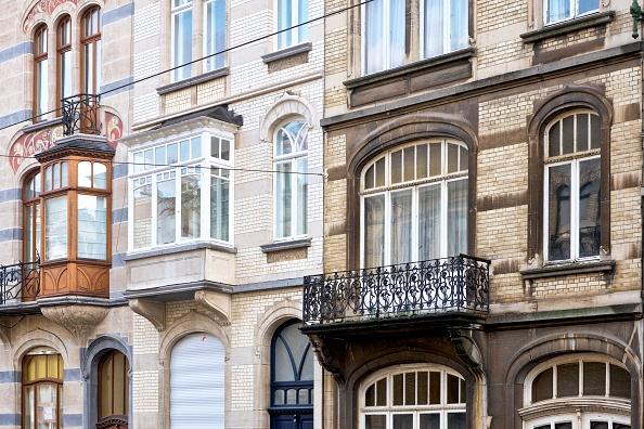 Window Frame「120-124 Avenue Brugmann」:写真・画像(17)[壁紙.com]