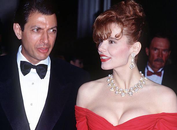 Geena Davis And Jeff Goldblum:ニュース(壁紙.com)