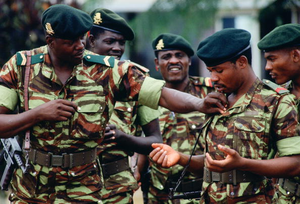 Tim Graham「Soldiers, Cameroon, Africa」:写真・画像(8)[壁紙.com]