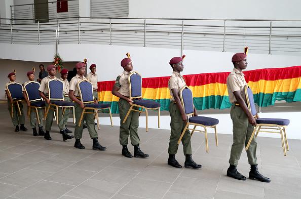 歩兵「The Prince Of Wales And Duchess Of Cornwall Visit Grenada」:写真・画像(0)[壁紙.com]