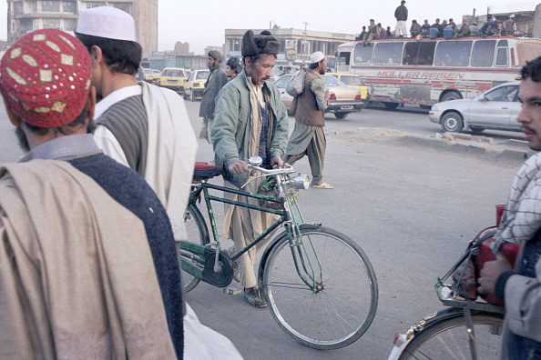 Kabul「Afghan Man With Bicycle」:写真・画像(11)[壁紙.com]