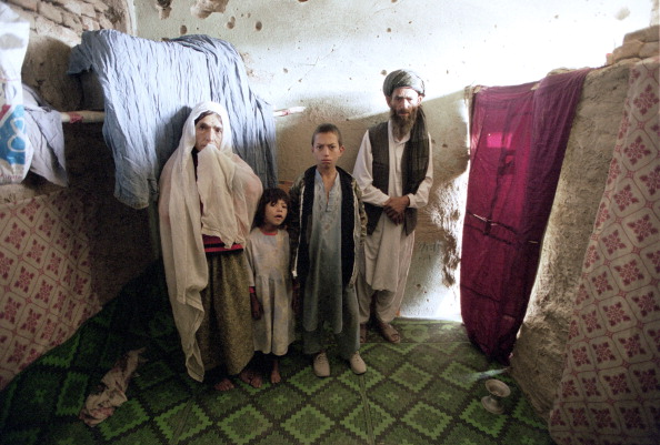 Kabul「Afghan Family in Their Home」:写真・画像(8)[壁紙.com]