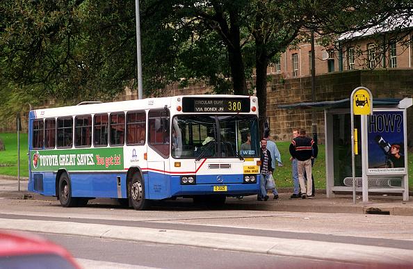 Bus「Sydney Street Scenes」:写真・画像(0)[壁紙.com]