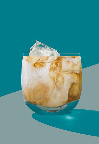 Liqueur「White Russian Cocktail」:スマホ壁紙(16)