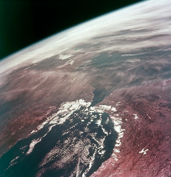 Mediterranean Sea「Earth From Space - The Straits Of Gibraltar」:写真・画像(16)[壁紙.com]
