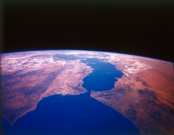 Planet Earth「Earth From Space - The Straits Of Gibraltar」:写真・画像(14)[壁紙.com]