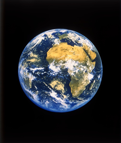 Planet Earth「Earth From Space - Africa And The Atlantic Ocean」:写真・画像(16)[壁紙.com]
