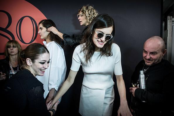 David Ramos「080 Barcelona Fashion Autumn-Winter 2014-2015 - Backstage Day 1」:写真・画像(18)[壁紙.com]