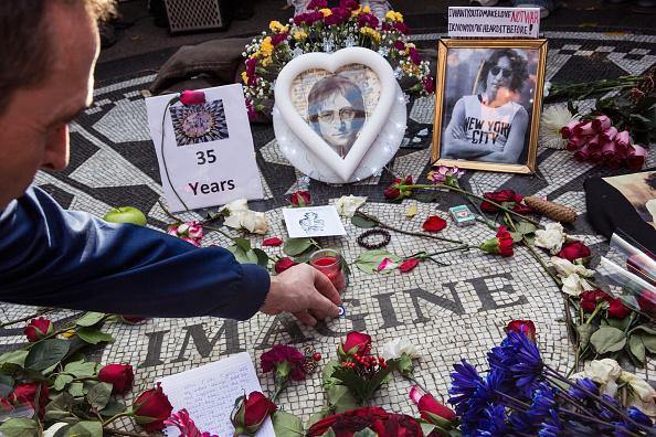マンハッタン セントラルパーク「John Lennon's Memory Still Alive In NYC 35 Years After His Death」:写真・画像(16)[壁紙.com]