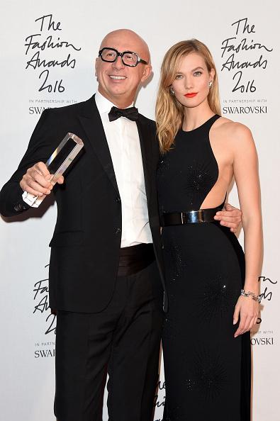 Stuart C「The Fashion Awards 2016 - Winners Room」:写真・画像(1)[壁紙.com]