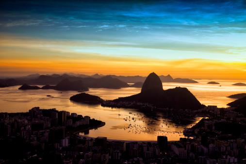 Rio「リオデジャネイロの街」:スマホ壁紙(18)