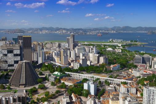 Rio「リオデジャネイロのダウンタウン」:スマホ壁紙(9)