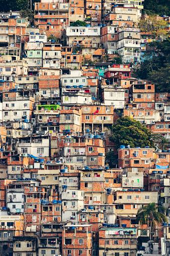 Housing Project「Rio de Janeiro favela on mountainside」:スマホ壁紙(8)