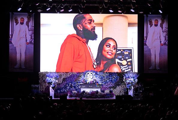 Staples Center「Nipsey Hussle's Celebration Of Life - Inside」:写真・画像(5)[壁紙.com]