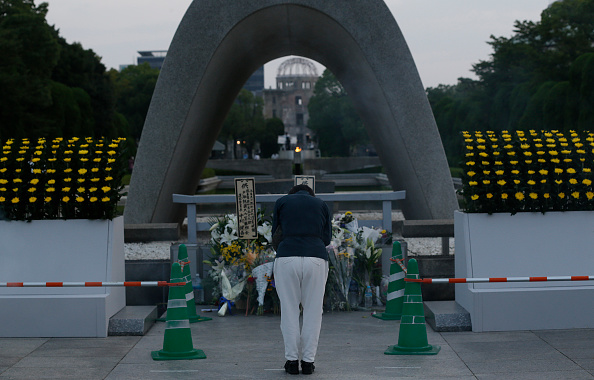Yuya Shino「Hiroshima Marks the 71st Anniversary of Atomic Bombing」:写真・画像(7)[壁紙.com]