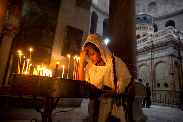 Three Quarter Length「Jesus' Tomb To Be Unveiled After $4 Million Renovation Project」:写真・画像(4)[壁紙.com]