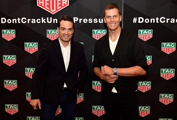 Athlete「TAG Heuer Unveils Tom Brady's Limited Edition Carrera Watch」:写真・画像(1)[壁紙.com]