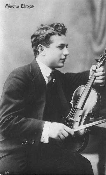 Violinist「Mischa Elman」:写真・画像(16)[壁紙.com]