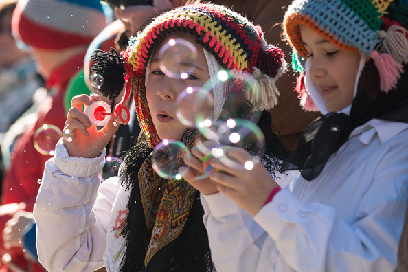 Philipp Guelland「German Karwendel Region Celebrates Carnival」:写真・画像(8)[壁紙.com]