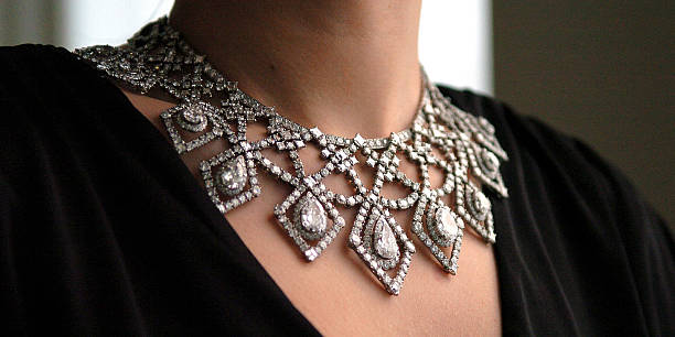 Cartier Diamond Necklace Auctioned At Bonhams In London:ニュース(壁紙.com)