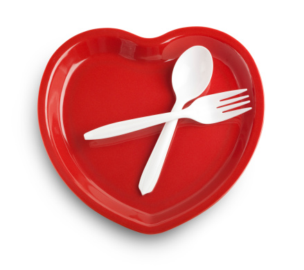 ハート「心臓健康的な食事」:スマホ壁紙(16)