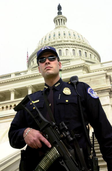 Stefan Zaklin「Security Measures Heightened In Washington」:写真・画像(15)[壁紙.com]
