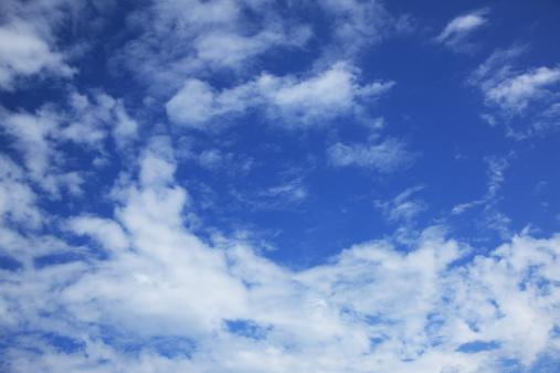雲「Sky and clouds」:スマホ壁紙(18)