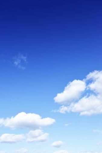 雲「Sky and clouds」:スマホ壁紙(9)