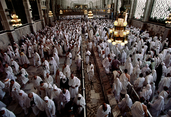 Front View「The Hajj - A Once In A Lifetime Pilgrimage To Mecca」:写真・画像(13)[壁紙.com]