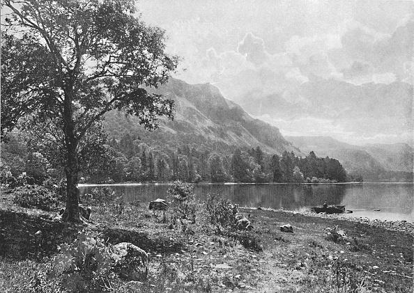 Derwent Water「Falcon Crag」:写真・画像(1)[壁紙.com]