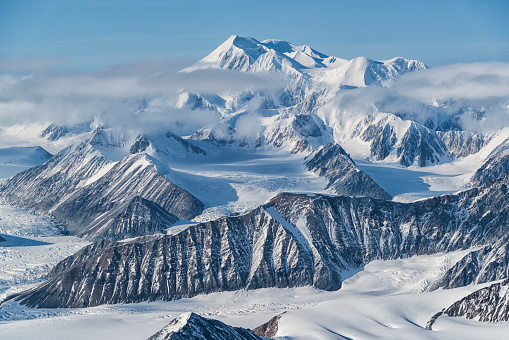 UNESCO「Glaciers and mountains of Kluane National Park and Reserve, near Haines Junction」:スマホ壁紙(0)