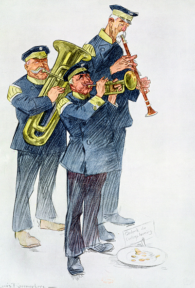 楽器「War Loan Music' 1916」:写真・画像(9)[壁紙.com]